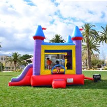 Bounce Houses & Inflatable Slides
