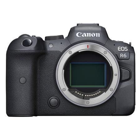EOS R6 Mirrorless Digital Camera Body