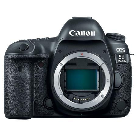 EOS 5D Mark IV DSLR Body