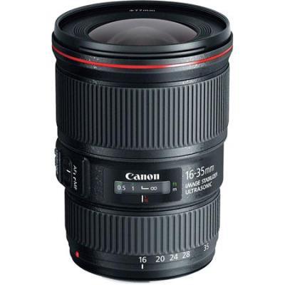 EF 16-35mm f/4L IS USM Lens