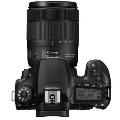 EOS 90D DSLR Camera with EF-S 18-135mm f/3.5-5.6 IS USM Lens