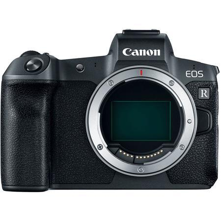 EOS R Full-Frame Mirrorless Digital Camera, Black