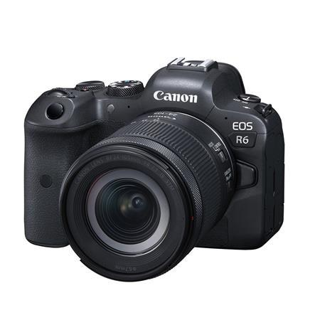 EOS R6 Mirrorless Digital Camera with RF 24-105mm f/4-7.1 IS STM Lens
