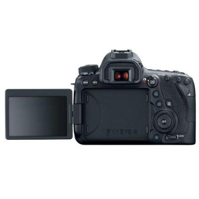EOS 6D Mark II DSLR with EF 24-105mm f/3.5-5.6 IS STM Lens
