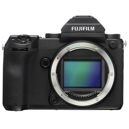 Fujifilm GFX 50S 51.4MP Medium Format Mirrorless Camera (Body Only) with Electronic Viewfinder, Full HD 1080p Video