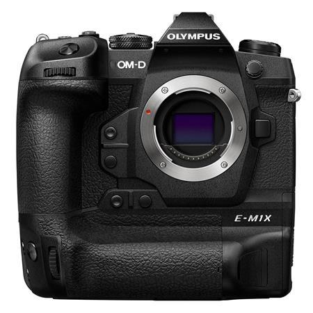 Olympus OM-D E-M1X Mirrorless Digital Camera Body