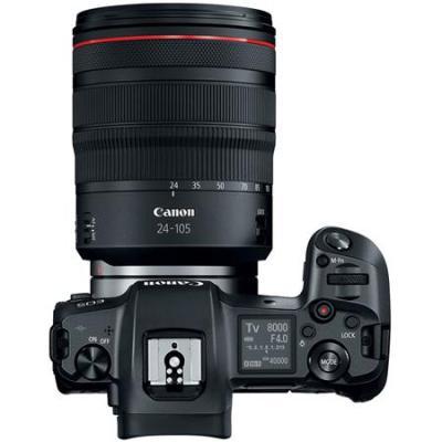 EOS R Full-Frame Mirrorless Digital Camera, Black