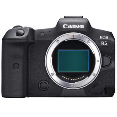 EOS R5 Mirrorless Digital Camera Body