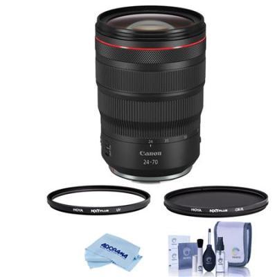 RF 24-70mm f/2.8 L IS USM Lens with Filter Bundle