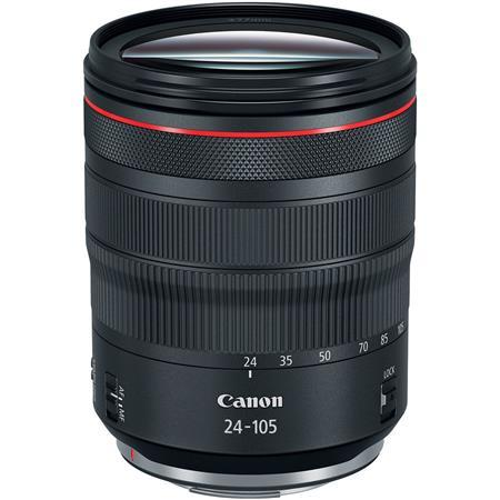 RF 24-105mm f/4 L IS USM Lens