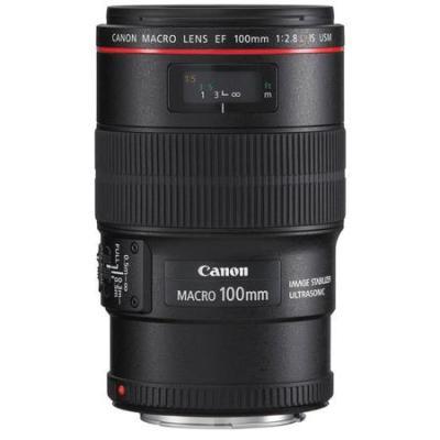EF 100mm f/2.8L Macro IS USM Lens