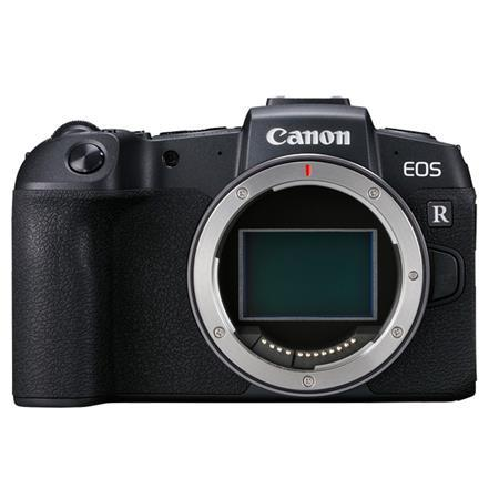 EOS RP 26.2MP Full-Frame Mirrorless Digital Camera with RF 24-105mm F4-7.1 IS STM Lens