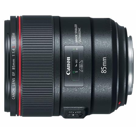 EF 85mm f/1.4L IS USM Lens