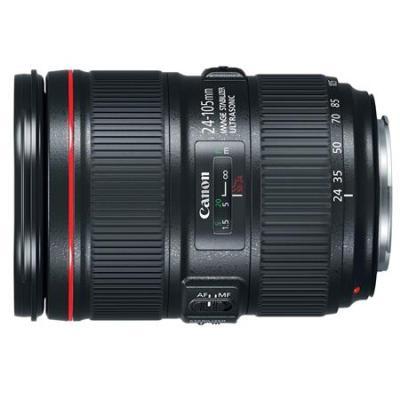 EF 24-105mm f/4L IS II USM Lens
