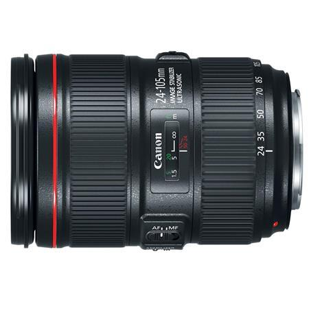 EF 24-105mm f/4L IS II USM Lens