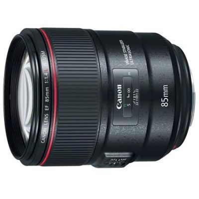 EF 85mm f/1.4L IS USM Lens