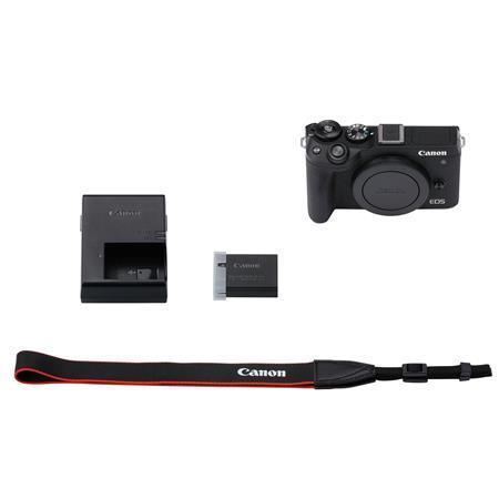 EOS M6 Mark II Mirrorless Digital Camera Body, Black