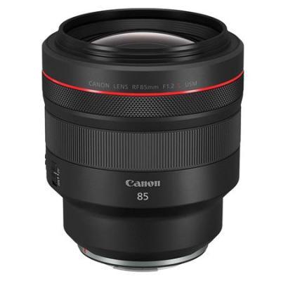 RF 85mm f/1.2 L USM Lens