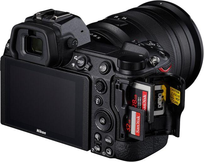 Z 7 II 4k Video Mirrorless Camera with NIKKOR Z 24-70mm f/4 Lens