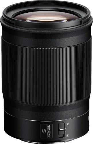 Z 85mm f/1.8 S Telephoto Lens for Nikon Z Cameras - Black