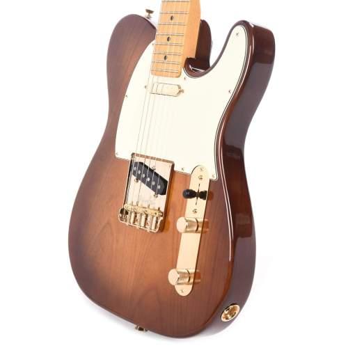 Fender 75th Anniversary Commemorative Telecaster 2-Color Bourbon Burst