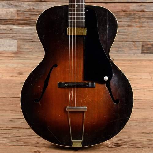 Gibson L-50 Sunburst 1930s