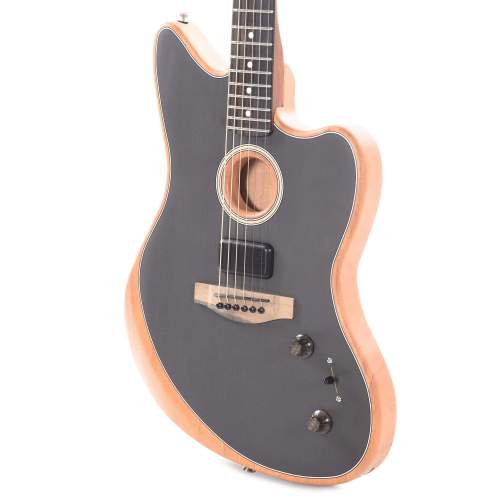 Fender American Acoustasonic Jazzmaster Tungsten