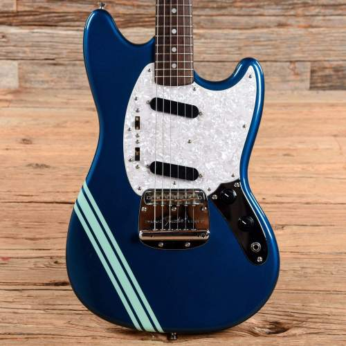Fender MG-73 Mustang Competition Blue 2002