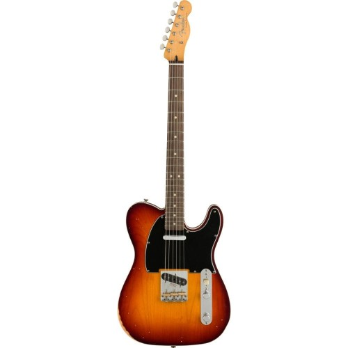 Fender Artist Jason Isbell Custom Telecaster Rosewood 3-color Chocolate Burst