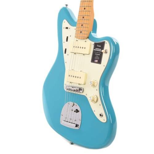 Fender American Professional II Jazzmaster Miami Blue