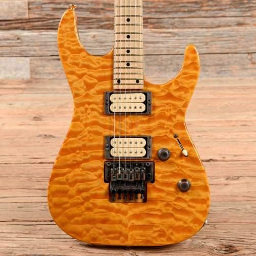 ESP Custom Shop Amber