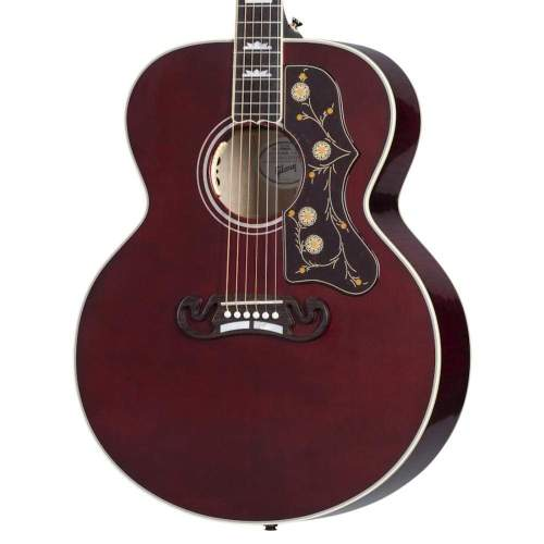 Gibson Montana SJ-200 Standard Wine Red