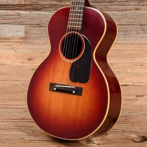 Gibson LG 3/4 Sunburst 1960
