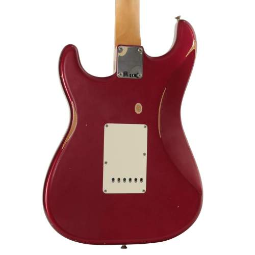 Fender Road Worn '60s Stratocaster Candy Apple Red w/Pure Vintage '59 Pickups
