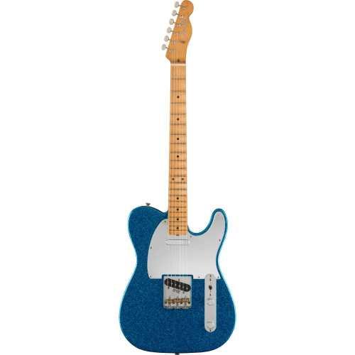 Fender Artist J Mascis Telecaster Bottle Rocket Blue Flake