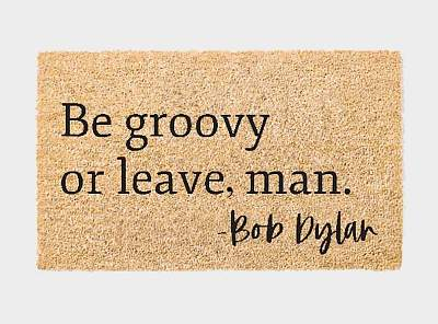 Bob Dylan Doormat