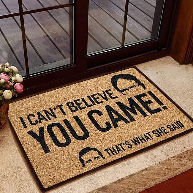 The Office Funny Doormat