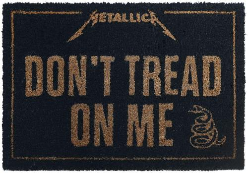 Metallica - Don't Tread On Me - Doormat