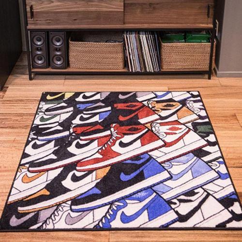 Spilled Sneaker Rugs DOOR MAT