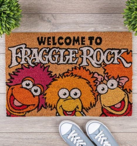 Welcome To Fraggle Rock Doormat