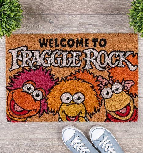 Welcome To Fraggle Rock Doormat