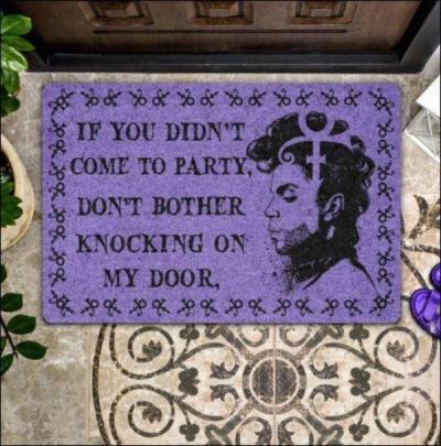 Prince Doormat