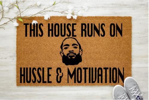 Hussle Doormat