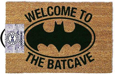 Batman Doormat