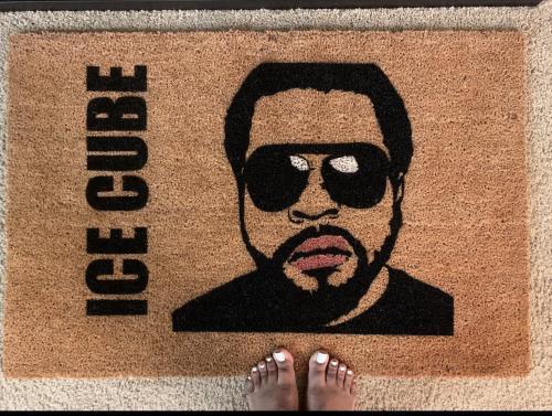 Ice Cube Doormat
