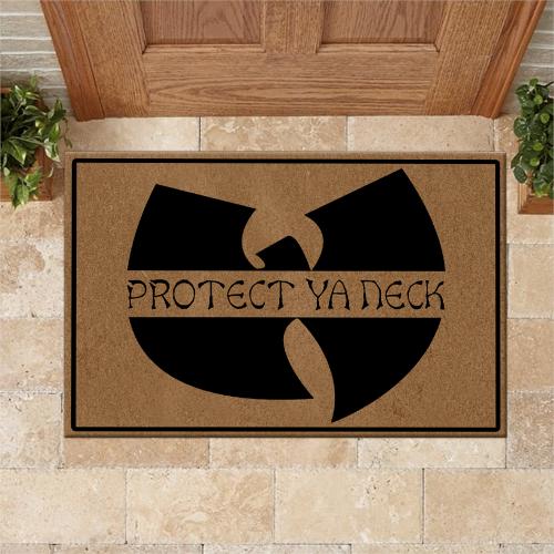 Wu-tang Doormat Protect Ya Neck