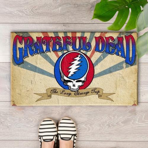 Grateful dead Doormat