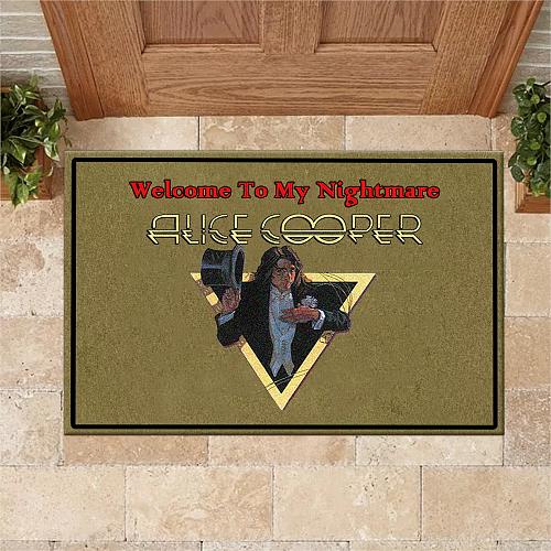 Welcome to my nightmare Doormat