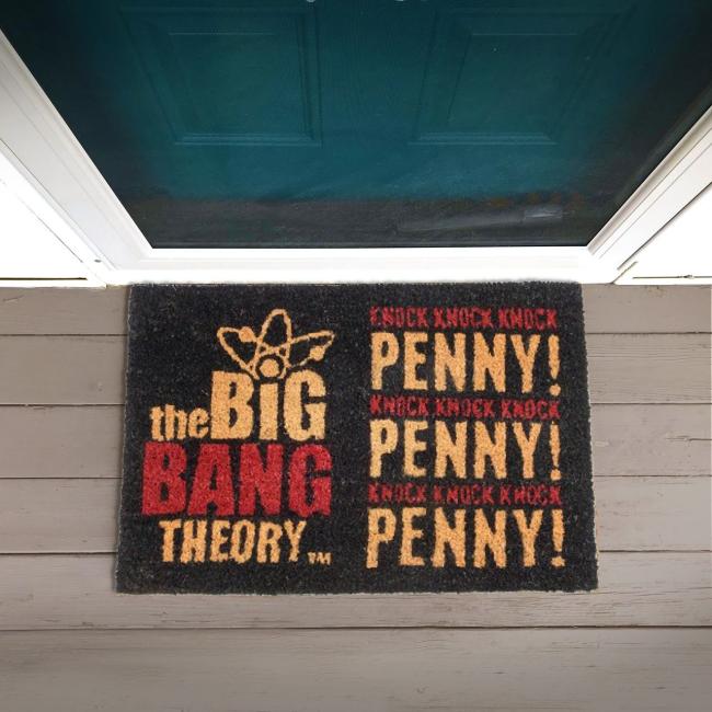 Sheldon Knock Doormat
