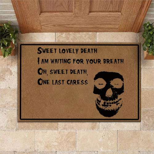 Misfits Doormat